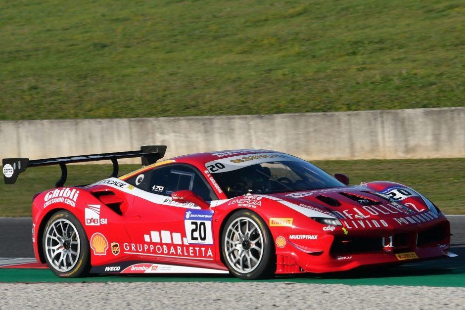 Ferrari Challenge 2018