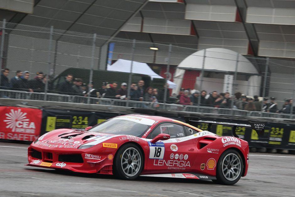 BestLap Ferrari Challenge 2018