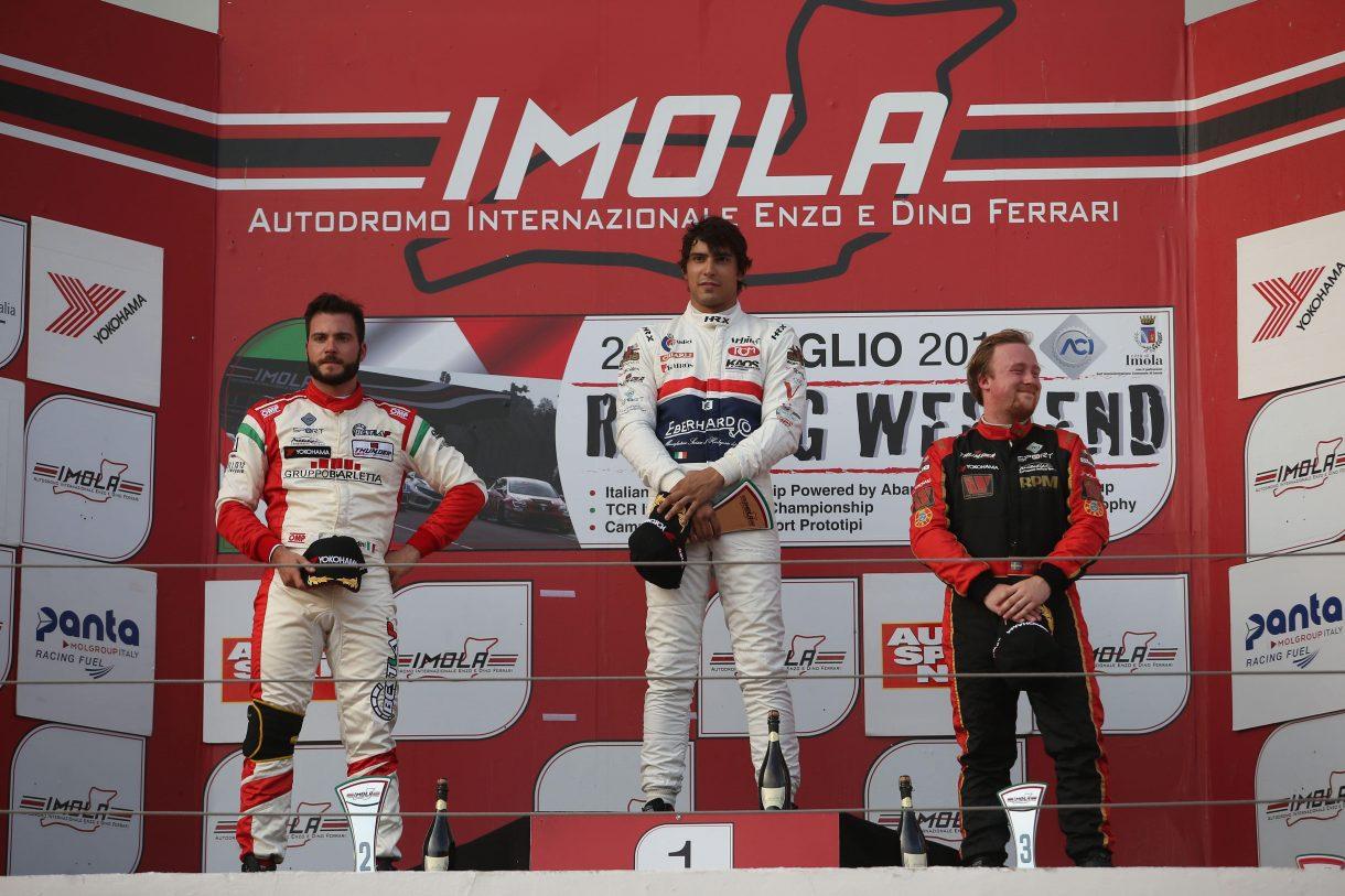 Andrea Gagliardini Imola 2018