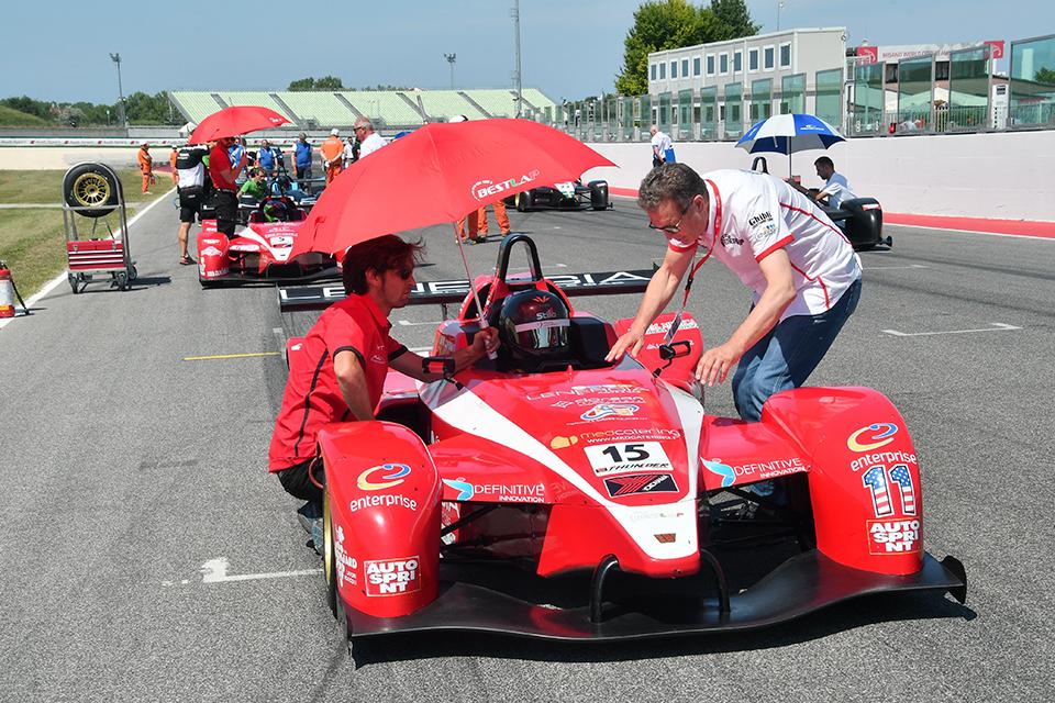Campionato Italiano Sport Prototipi Misano