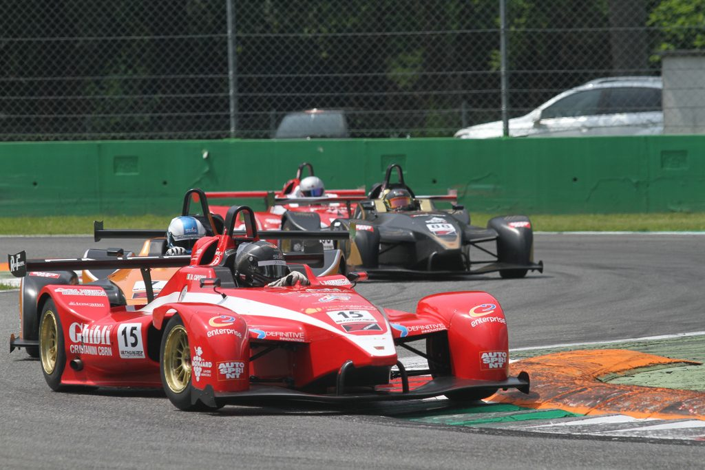 Campionato Italiano Sport Prototipi Monza 4
