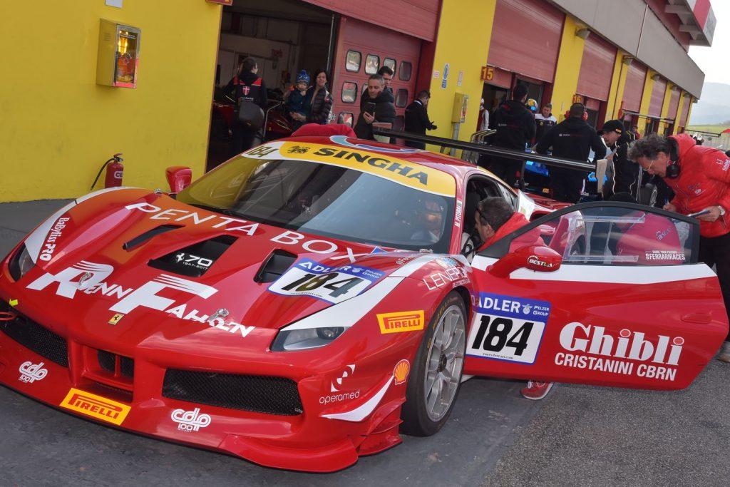 Ferrari Challenge Europe 2018