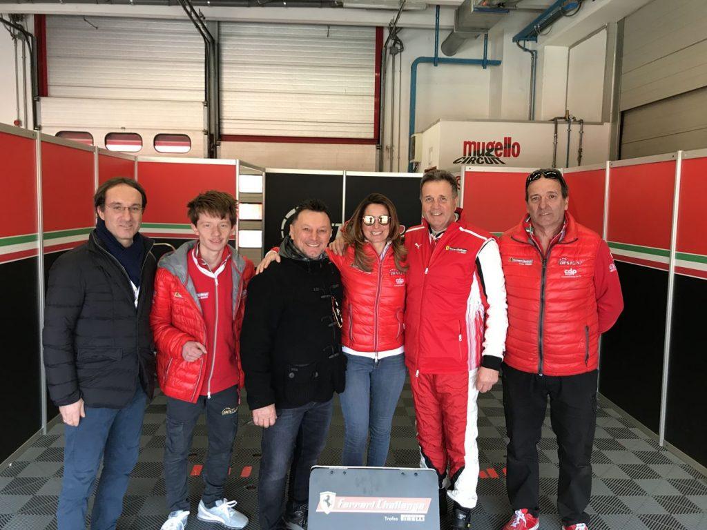 Ferrari Challenge Europe 2018 Vip & Team