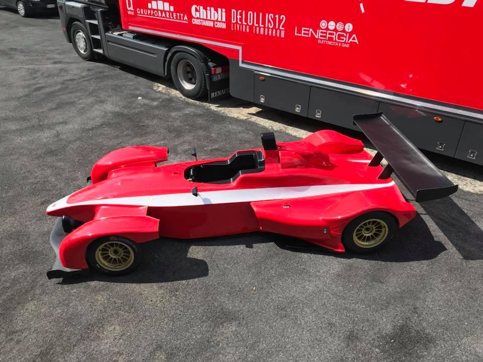 Nuova livrea per il Campionato Italiano Sport Prototipi