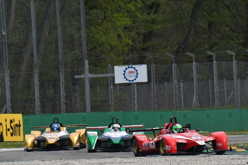 Campionato italiano sport prototipi Monza 2019